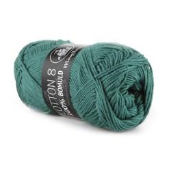 Mayflower Cotton 8/4 Garn 1429 Petrolgrøn