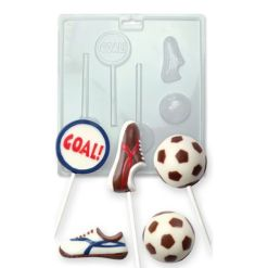 Fodbold Chokoladeform - PME