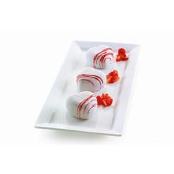 Silikoneform Cuoricino 3D Minihjerter - Silikomart
