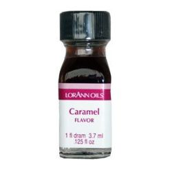 Karamel Aroma, 3,7ml - LorAnn