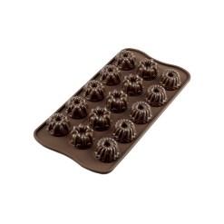 Silikone Chokoladeform Fantasia - Silikomart