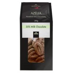 Valrhona chokolade, Feves Azélia 35% 200g