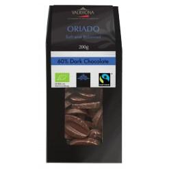 Valrhona chokolade, Feves Oriado 60% 200g