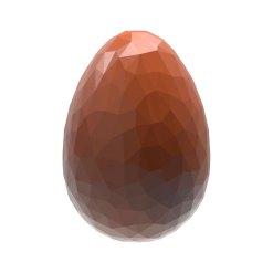 Chokoladeform Æg Krystal CW1891 - Chocolate World