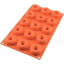 Mini Donut silikoneform - Silikomart