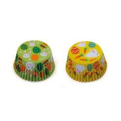 Muffinsforme påske tema, 36 stk - Decora