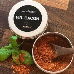 Mr. Bacon Krydderi, Rub - Spice by Spice