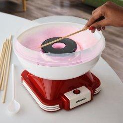 Retro Candyfloss maskine - Mikamax