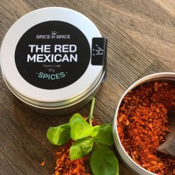The Red Mexican, Mexikansk Krydderiblanding - Spice by Spice