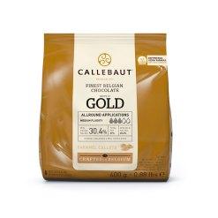 Callebaut Chokolade Gold - 400g