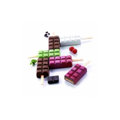 ChocoStick isform 4 stk. - Silikomart