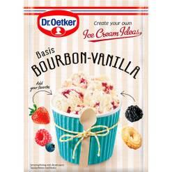 Basis Bourbon Vanilla Ismix 102 g - Dr. Oetker