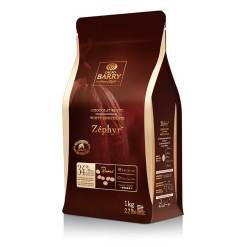 Cacao Barry Zephyr Hvid Chokolade – 34%, 1 kg
