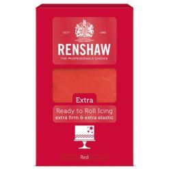 Renshaw Fondant Extra, Rød – 1kg