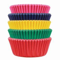 Carnival Mini muffinsforme i papir 100 stk., PME