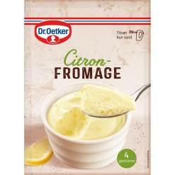 Citronfromage - Dr. Oetker