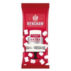 Hvid Fondant Extra Marshmallow 1 kg - RenshawHvid Fondant Extra Marshmallow 1 kg - Renshaw