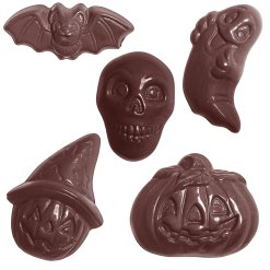 Chokoladeform Halloween CW1570 - Chocolate World