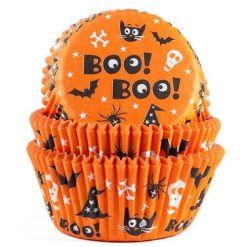 Halloween muffinsforme 50 stk. Scray - House of Marie