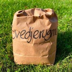 Økologisk Svedjerugmel 1kg - Økomølleriet Kragegaarden