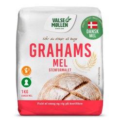 Grahamsmel 1kg - Valsemøllen