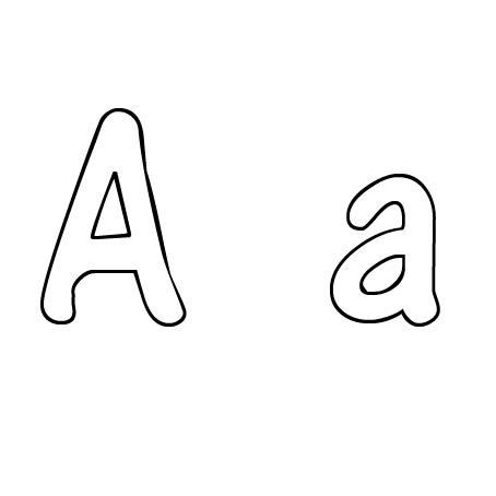 Boyanabilir Alfabe 1 Projedenizi