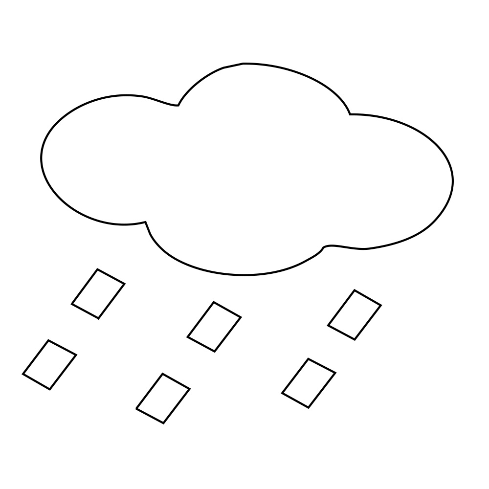 Bulut şablonları Projedenizi