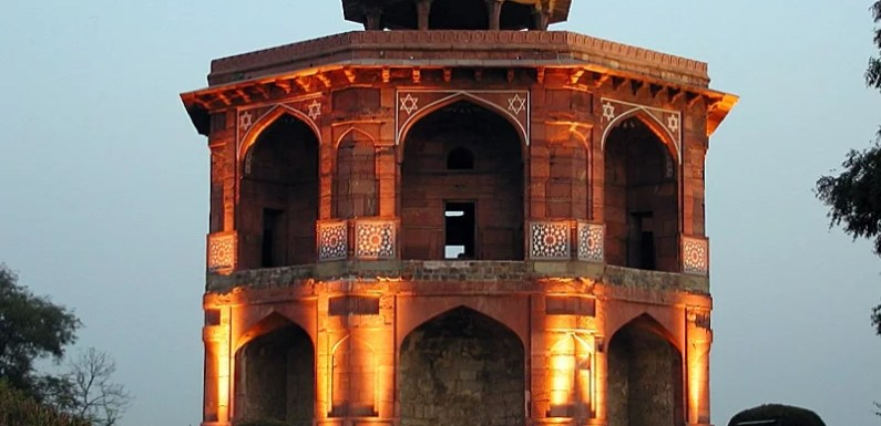 Sher Mandal, Purana Qila, Delhi