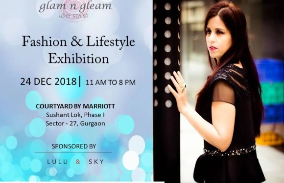 Fashion & Lifestyle Exhibition by Glam n Gleam
