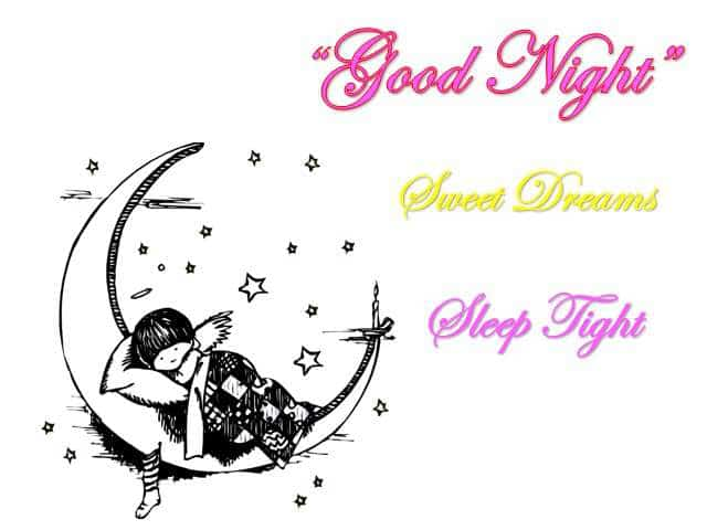 Good night images with love