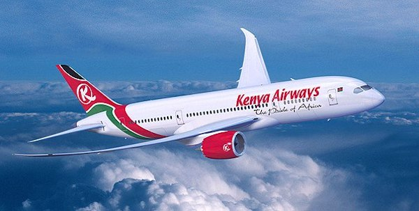 Image result for KQ starts direct flights to US MONDAY