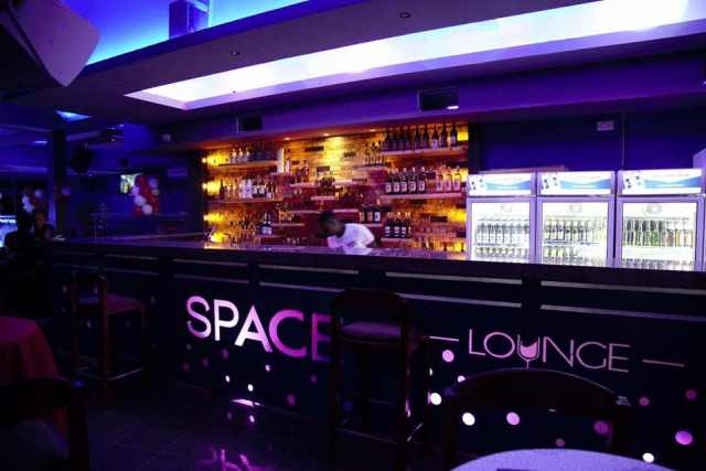 b-club, space lounge