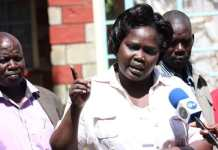 Baringo South MP
