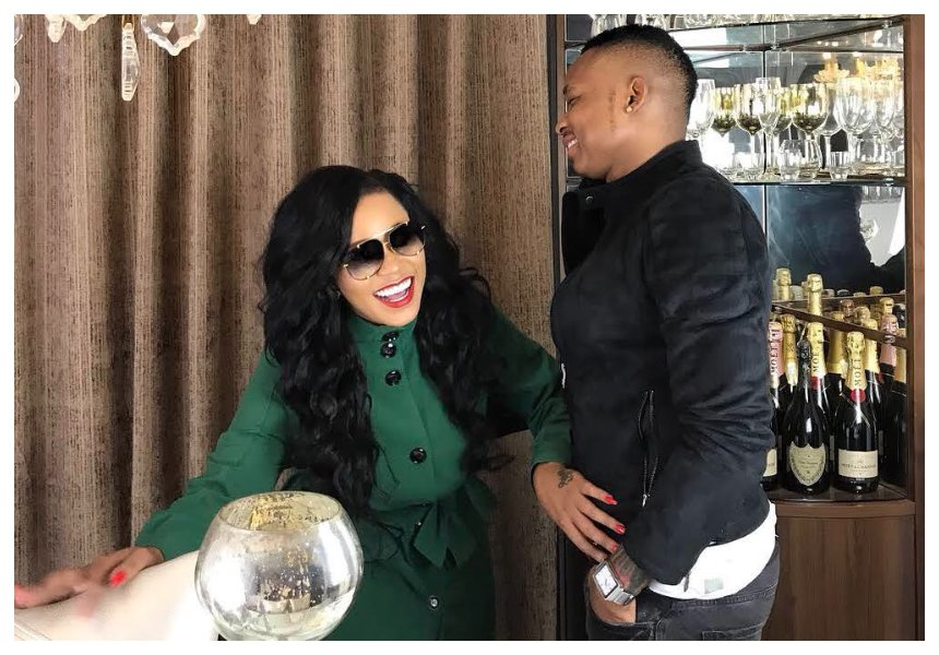 Who is vera sidika dating services