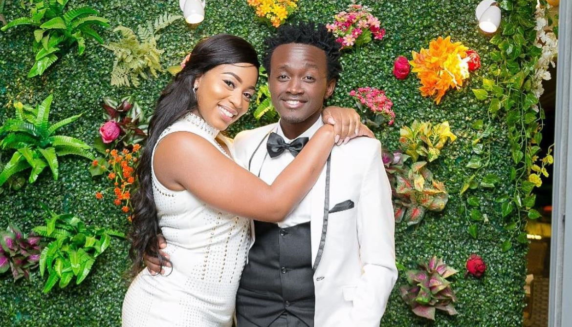 Gospel Singer Bahati Surprises Wife, Diana With A New House -