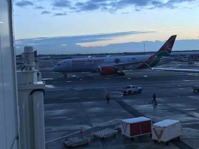 KENYA AIRWAYS DIRECT FLIGHT US
