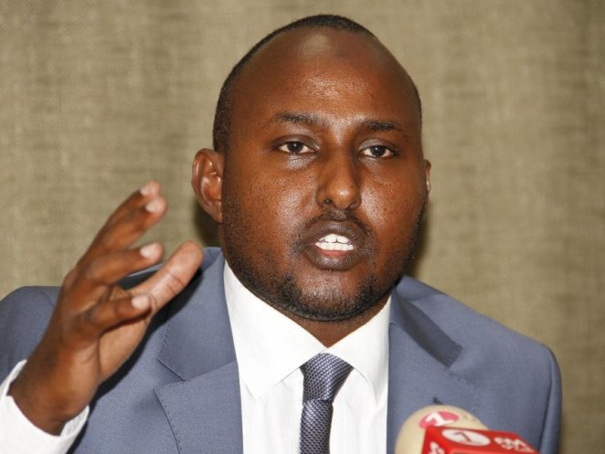 junet mohamed, sharon otieno