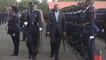 graduate police officers