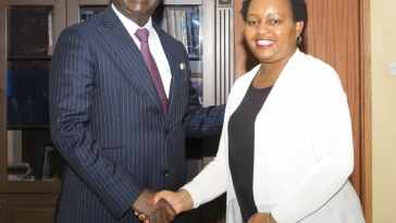 waiguru drops case raila