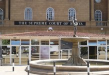 Supreme court of Kenya, election petitions