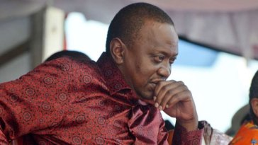 woman rejects uhuru house