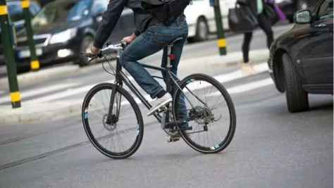 avoiding automobile cycling accidents in Ontario