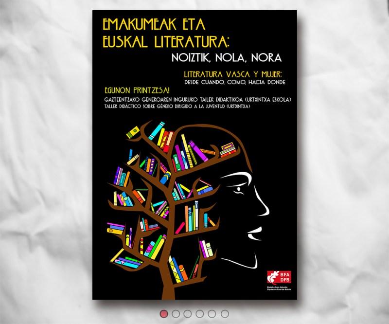 Emakumea eta Euskal Literatura