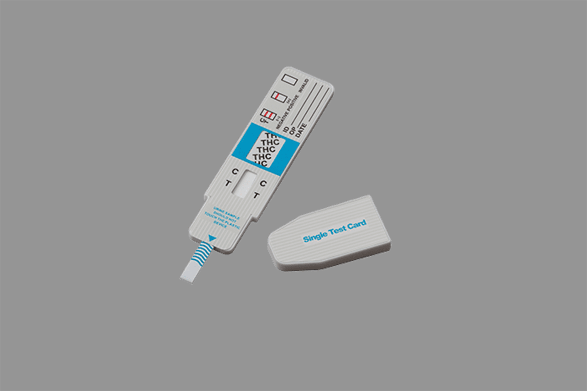 Iscreen Instant Drug Test Buprenorphinebox Of 25
