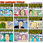 Tom Tomorrow: Documentarian