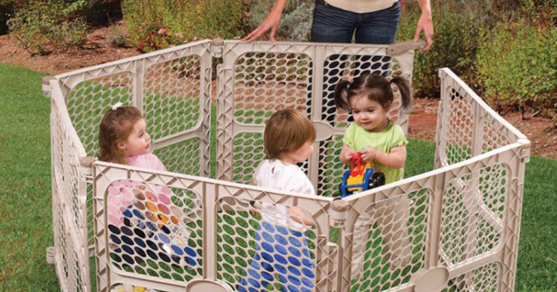 Fisher-Price announces their new product: 'My First Prison Camp' Read more at: https://ascienceenthusiast.com/fisher-price-announces-new-product-first-prison-camp/