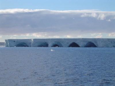 Kaibab Journal - Antarctica Day 08 - Iceberg B-15
