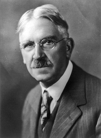 John Dewey, demokraziarako hezkuntza