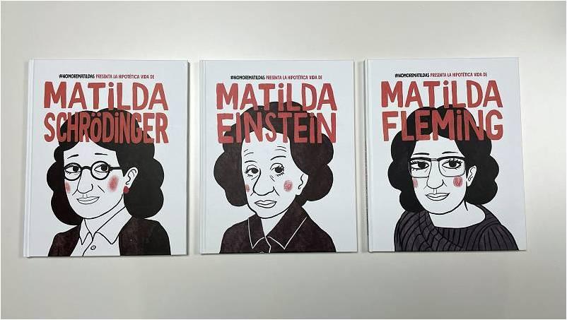 Matilda gehiagorik ez