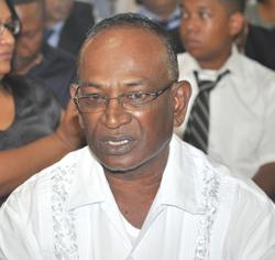 Local Govt. Minister, Ganga Persaud